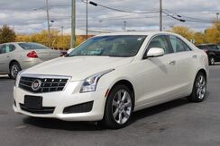 2014_Cadillac_ATS_Luxury AWD_ Fort Wayne Auburn and Kendallville IN