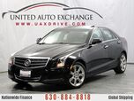 2014 Cadillac ATS Luxury AWD Navigation