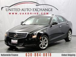 2014_Cadillac_ATS_Luxury AWD Navigation_ Addison IL
