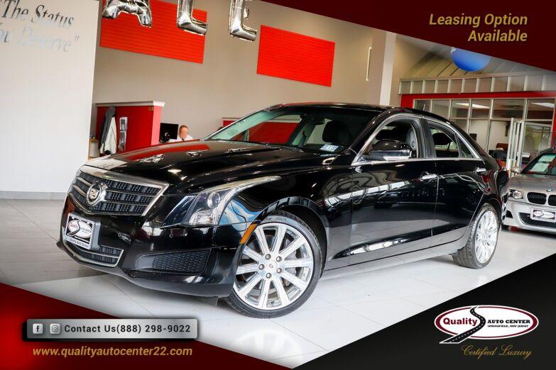 2014 Cadillac ATS Luxury AWD Springfield NJ