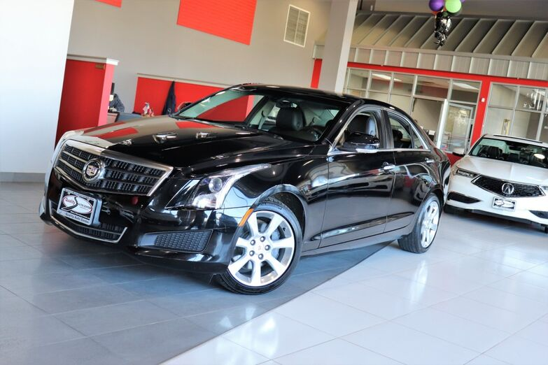 2014 Cadillac ATS Luxury AWD Sun Sound Package Cold Weather Package Navigation Springfield NJ