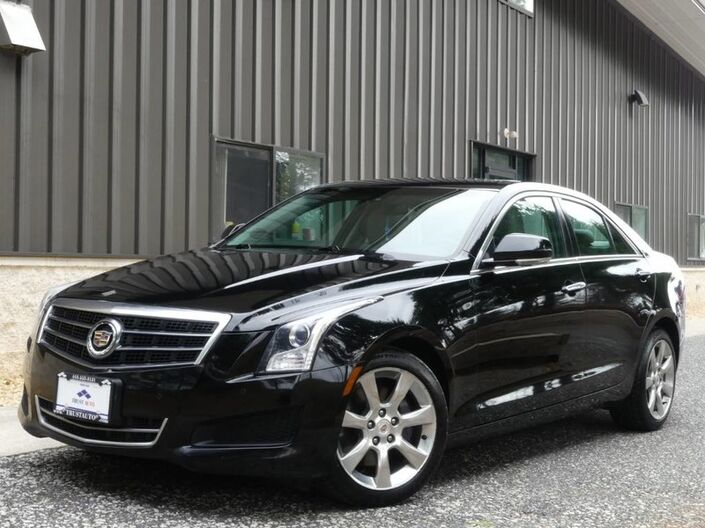 2014 Cadillac ATS Luxury AWD Sykesville MD