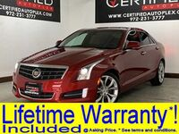 Cadillac ATS PERFORMANCE NAVIGATION REAR CAMERA PARK ASSIST LANE ASSIST COLLISION ALERT 2014