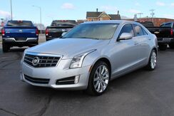 2014_Cadillac_ATS_Premium AWD_ Fort Wayne Auburn and Kendallville IN