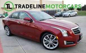 2014_Cadillac_ATS_Premium RWD NAVIGATION, SUNROOF, KEY-LESS START, AND MUCH MORE!!_ CARROLLTON TX