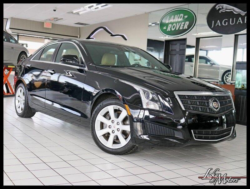 2014 Cadillac ATS Standard AWD Villa Park IL