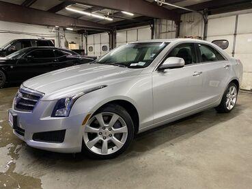 2014_Cadillac_ATS_Standard AWD_ Worcester MA