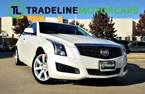 2014_Cadillac_ATS_Standard RWD REAR VIEW CAMERA, HEATED SEATS, LEATHER, AND MUCH MORE!!!_ CARROLLTON TX