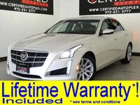 Cadillac CTS 2.0L TURBO LEATHER SEATS MEMORY SEATS REAR PARKING AID BOSE PREMIUM SOUND 2014