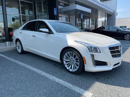 2014_Cadillac_CTS_2.0L Turbo Luxury AWD ** NAVI & SUNROOF ** BEST MATCH **_ Salisbury MD