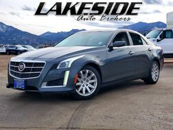 2014_Cadillac_CTS_2.0L Turbo Luxury AWD_ Colorado Springs CO