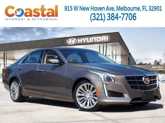 2014 Cadillac CTS 2.0L Turbo Luxury Cocoa FL
