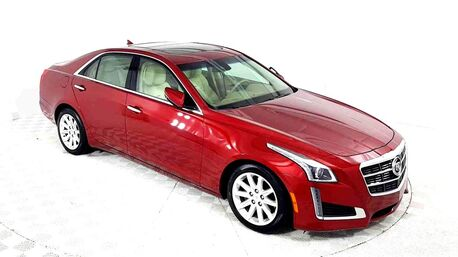 2014_Cadillac_CTS_2.0L Turbo Luxury_ Euless TX
