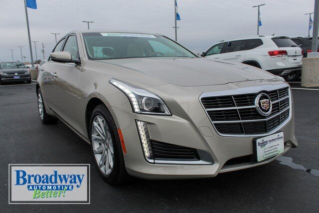 2014 Cadillac CTS 2.0L Turbo Luxury Green Bay WI