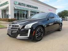 2014_Cadillac_CTS_2.0L Turbo Performance RWD_ Plano TX