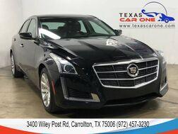2014_Cadillac_CTS_3.6L LUXURY NAVIGATION BLIND SPOT ASSIST LANE DEPARTURE WARNING_ Carrollton TX
