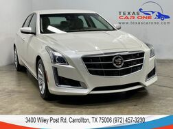 2014_Cadillac_CTS_3.6L LUXURY NAVIGATION FORWARD COLLISION WARNING LANE DEPARTURE WARNING REAR CAMERA KEYLESS START_ Carrollton TX