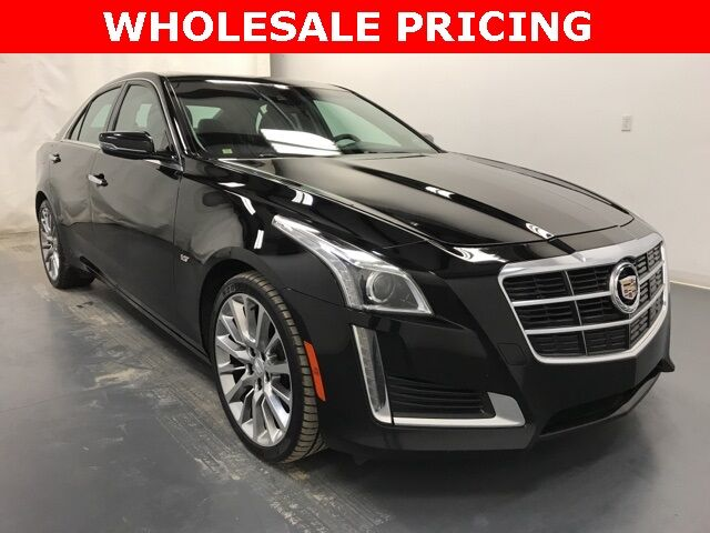 2014 Cadillac CTS 3.6L Luxury Holland MI