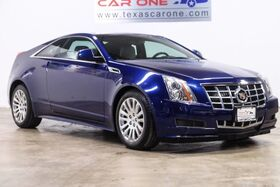 2014_Cadillac_CTS Coupe_3.6L LEATHER SEATS BLUETOOTH BOSE SOUND SYSTEM REAR PARKING SENSORS_ Carrollton TX