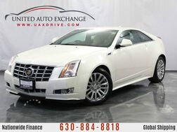 2014_Cadillac_CTS Coupe AWD_3.6L V6 Engine AWD Premium w/ Navigation, Power Sunroof, Heated_ Addison IL