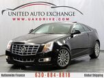 2014 Cadillac CTS Coupe AWD Performance