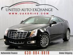 2014_Cadillac_CTS Coupe AWD_Performance_ Addison IL