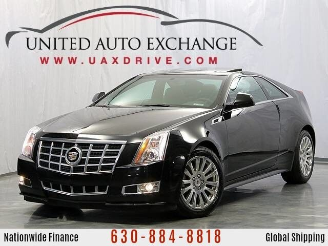 2014 Cadillac CTS Coupe AWD Performance Addison IL