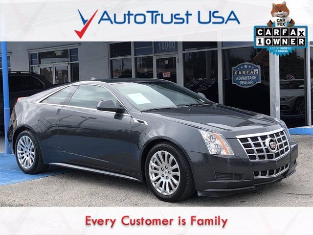 2014 Cadillac CTS Coupe Base Miami FL