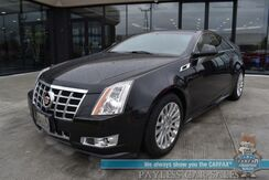 2014_Cadillac_CTS Coupe_Performance / AWD / Auto Start / Power & Heated Leather Seats / Sunroof / Bose Speakers / Keyless Start / Aux Input / Back Up Camera / 26 MPG / Only 38k Miles_ Anchorage AK