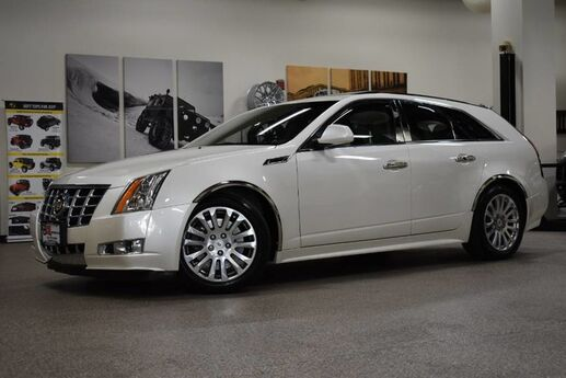 2014 Cadillac CTS Premium Wagon 3.6L AWD Boston MA