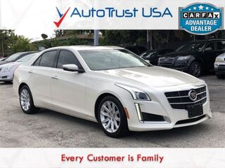 Cadillac CTS Sedan 2.0L Turbo Luxury 2014