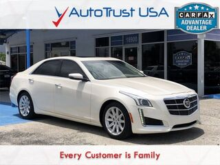 Cadillac CTS Sedan 3.6L Luxury 2014