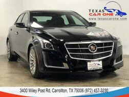 2014_Cadillac_CTS Sedan_3.6L PERFORMANCE NAVIGATION HEADUP DISPLAY PANORAMA REAR CAMERA KEYLESS START_ Carrollton TX