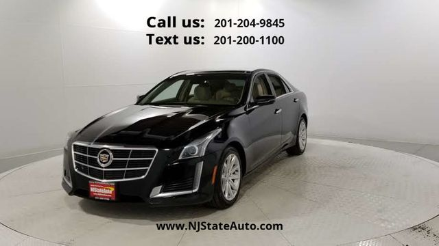 2014 Cadillac CTS Sedan 4dr Sedan 2.0L Turbo Luxury RWD Jersey City NJ