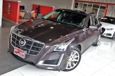 2014 Cadillac CTS Sedan AWD Seating Package Navigation Sunroof