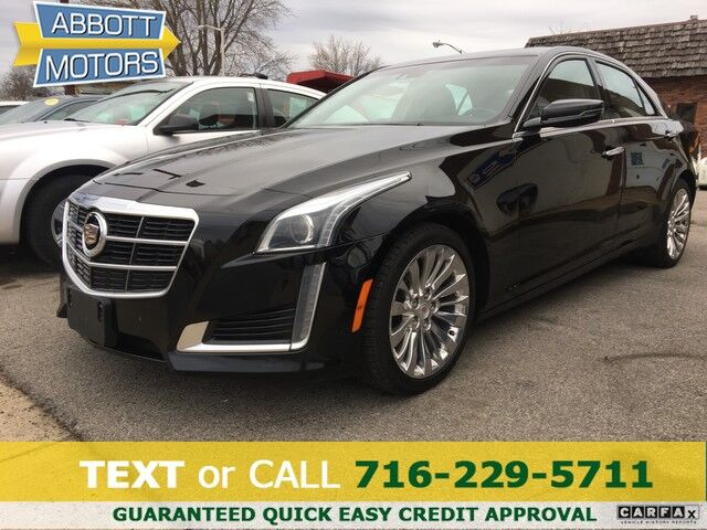 2014 Cadillac CTS Sedan Luxury AWD Buffalo NY