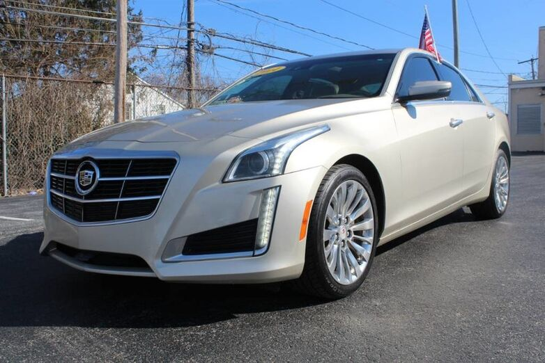 2014 Cadillac CTS Sedan Luxury AWD New Castle DE