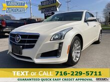 2014_Cadillac_CTS Sedan_Luxury AWD Pano Roof Navigation Hot/Cold Seats_ Buffalo NY