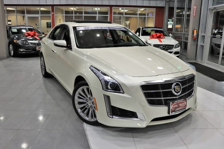 2014 Cadillac CTS Sedan Luxury AWD Springfield NJ