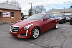 2014_Cadillac_CTS Sedan_Luxury RWD_ Kernersville NC