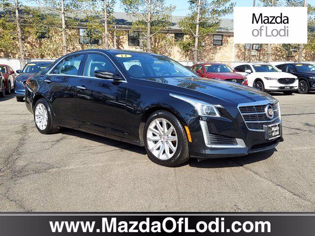 2014 Cadillac CTS Sedan Luxury RWD Lodi NJ
