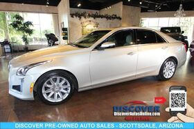 2014_Cadillac_CTS Sedan_Luxury RWD_ Scottsdale AZ