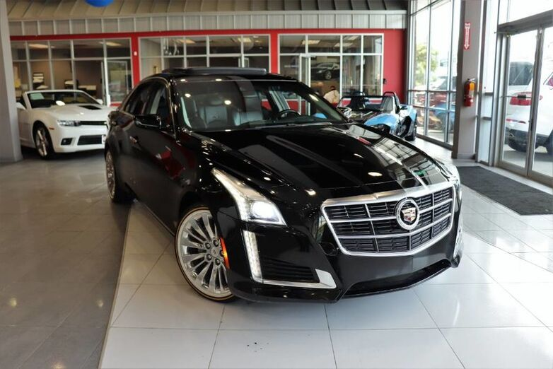2014 Cadillac CTS Sedan Luxury RWD Springfield NJ