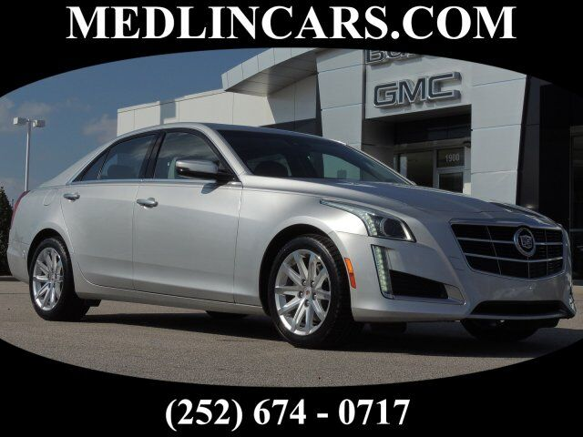 2014 Cadillac CTS Sedan Luxury RWD Wilson NC