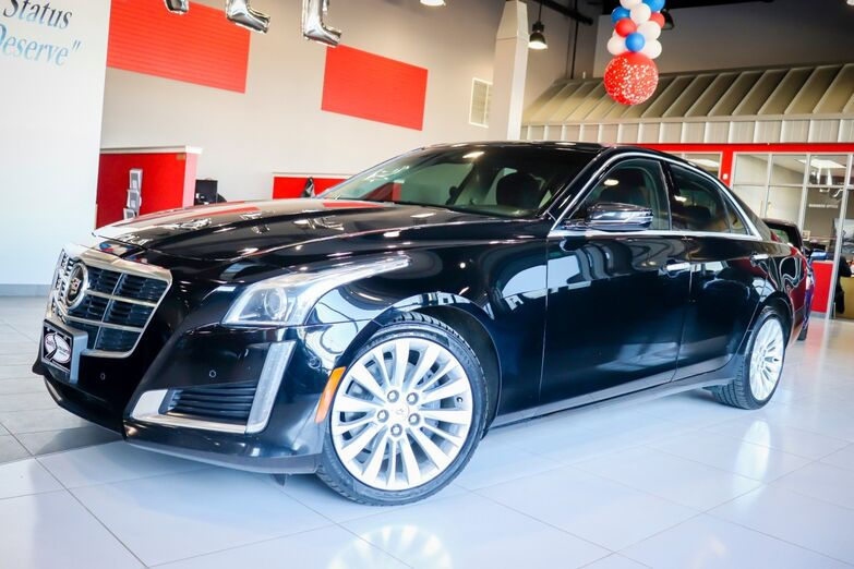 2014 Cadillac CTS Sedan Performance AWD Drivers Assist Package Springfield NJ