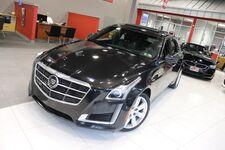 2014 Cadillac CTS Sedan Premium AWD Navigation Sunroof Heads Up Display 1 Owner