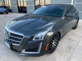 Cadillac CTS Sedan Premium RWD 2014
