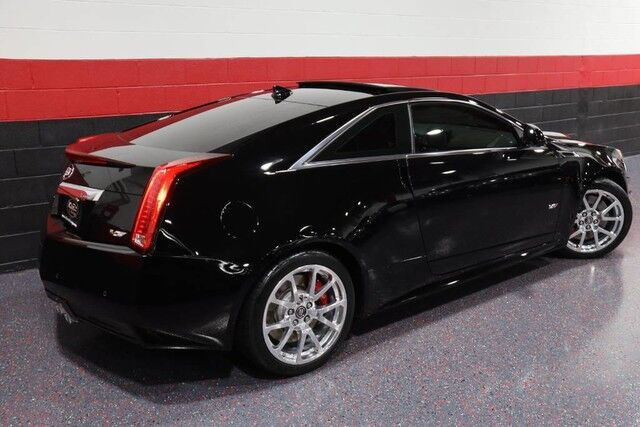 2014 Cadillac CTS-V 6MT 2Dr Coupe Chicago IL