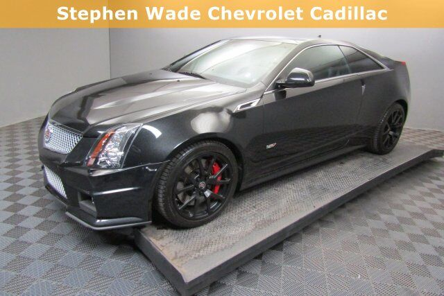Vehicle Details 2014 Cadillac Cts V Coupe At Stephen Wade Mazda St