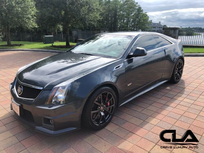 2014 Cadillac CTS-V Coupe  The Woodlands TX
